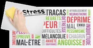 stress tracas déprime mal ennui angoisse mal-être noir mélancolie chagrin inquiétude affaiblissement